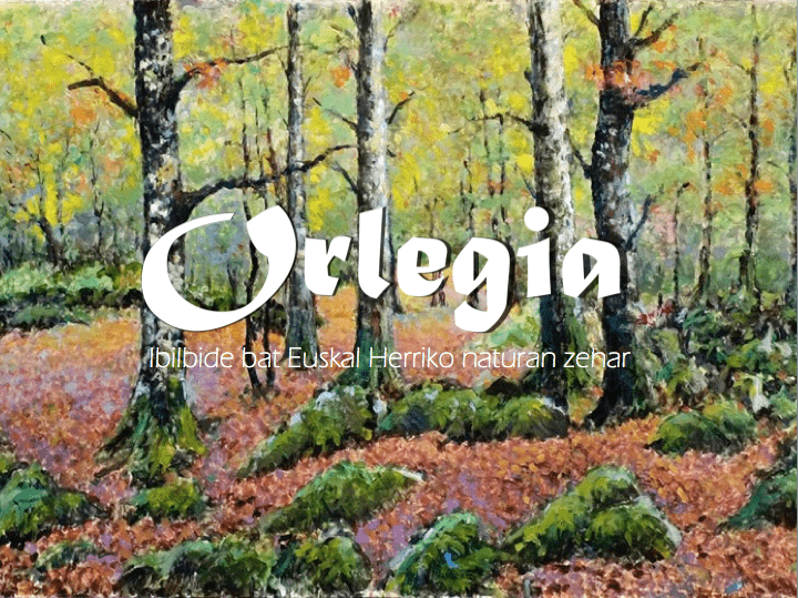 Orlegia, euskal naturaz gozatzeko erakusketa berria.
